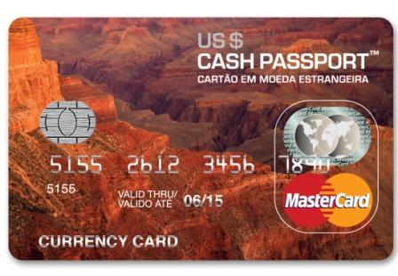 Mastercard Cash Passport