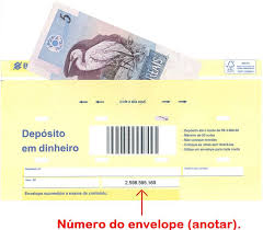Depósito do Envelope