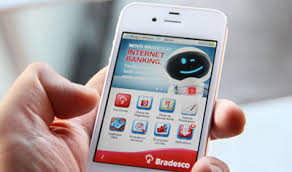 Bradesco no Smartphone