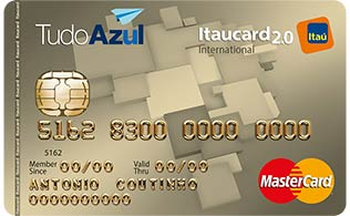 TudoAzul Itaucard International